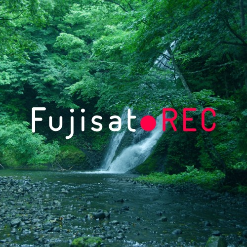 FujisatoREC  ロゴマーク