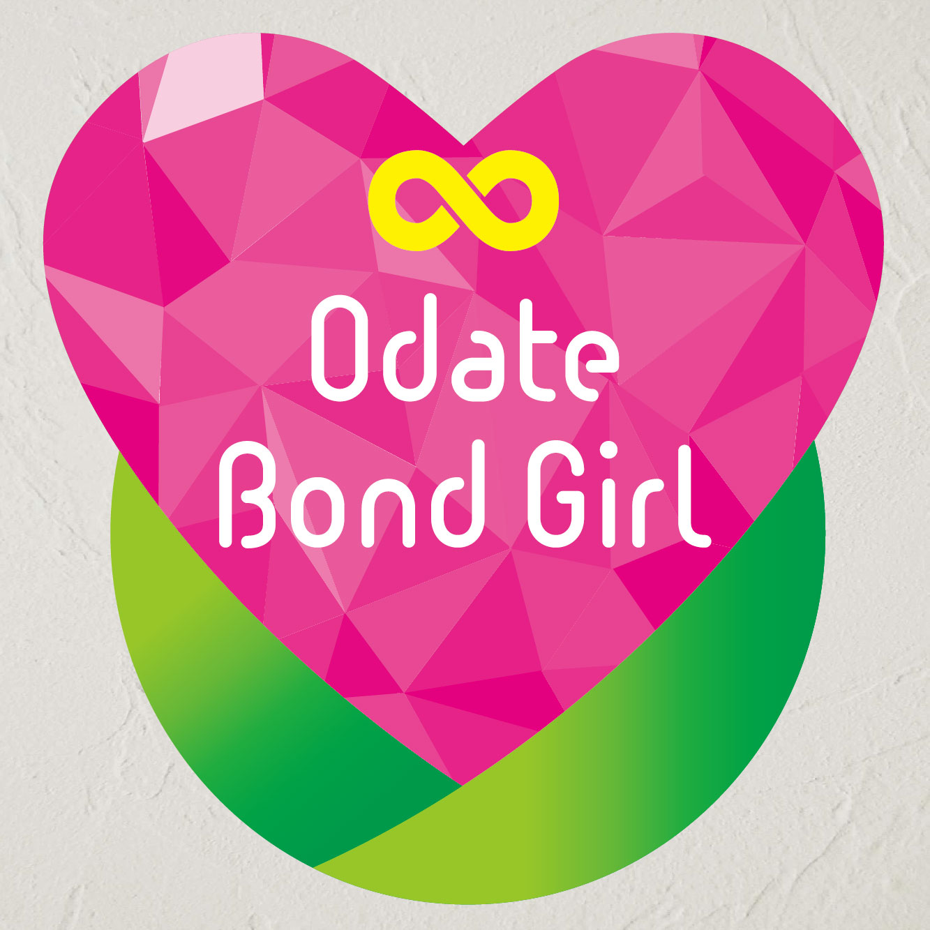 Odate Bond Girl ロゴマーク